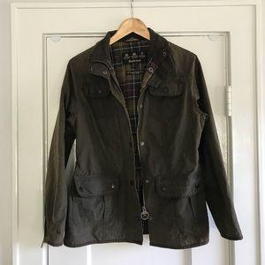 Barbour Ladies Utility Jacket Size 6